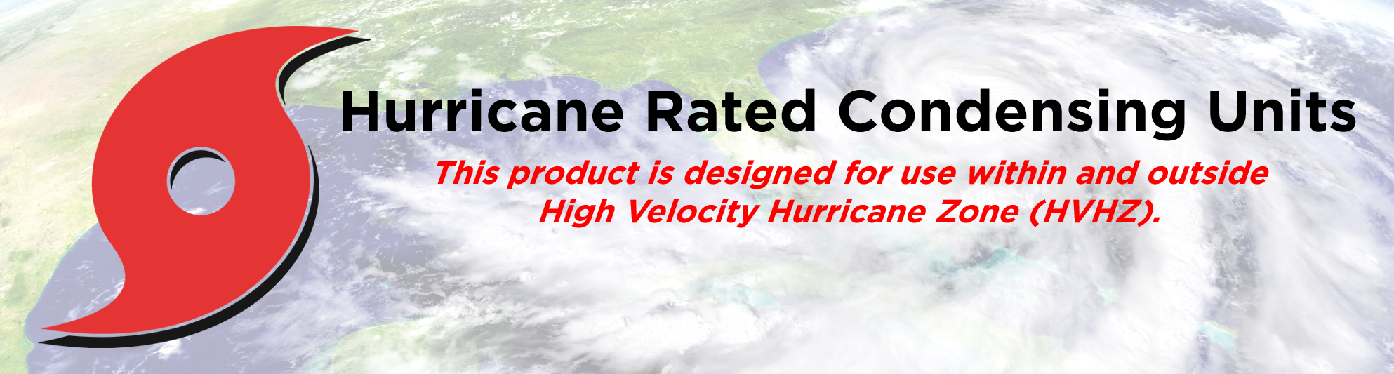 Link to hurricane rated condensing units